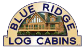 Blue Ridge Log Cabins Logo