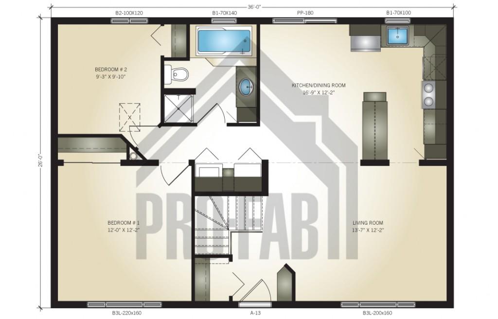 Paate Floor Plan