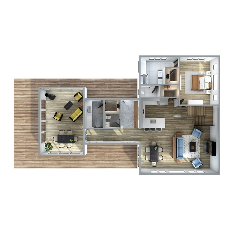 Atrium Floor Plan