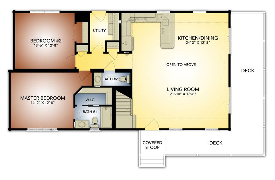 Boone Floor Plan
