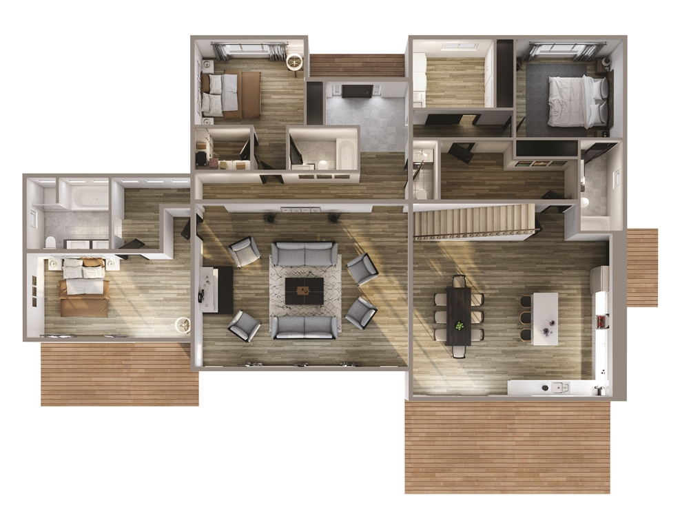 Brookfield Floor Plan