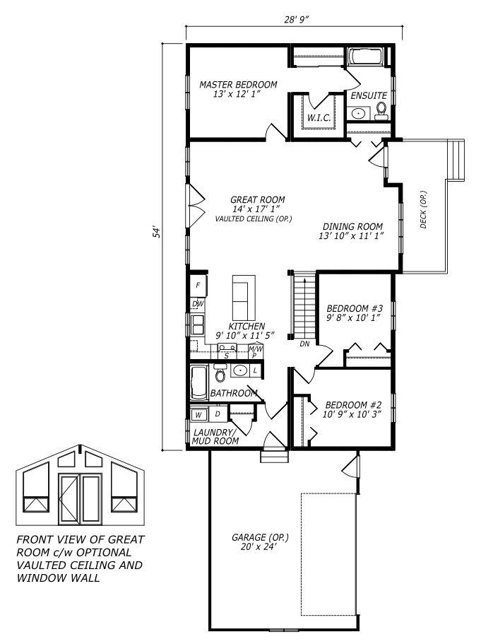 Dundas II Floor Plan