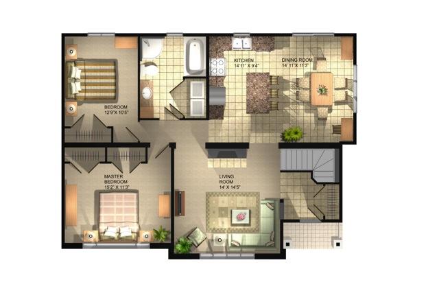 Elgin Floor Plan