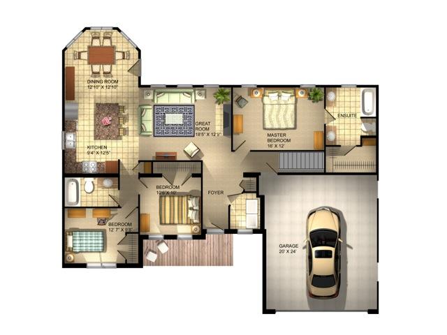 Havelock Floor Plan