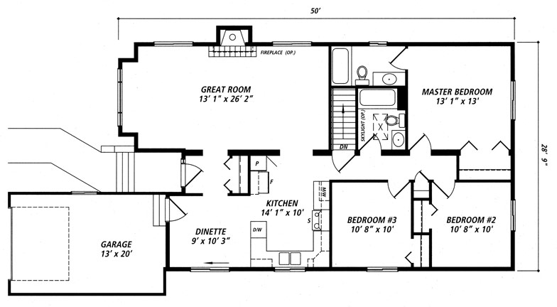 Harth Stone Floor Plan