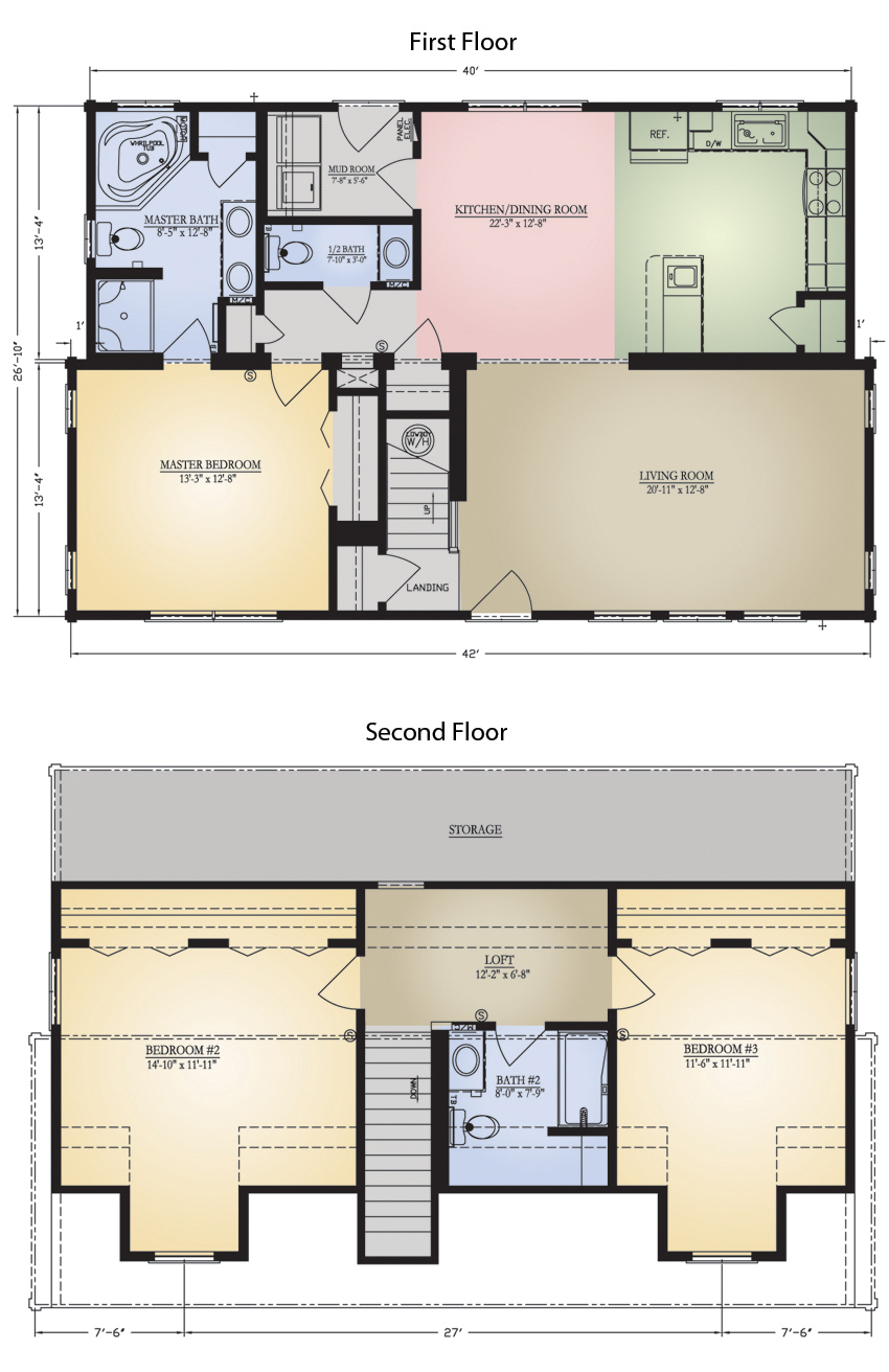 Highlands Floor Plan