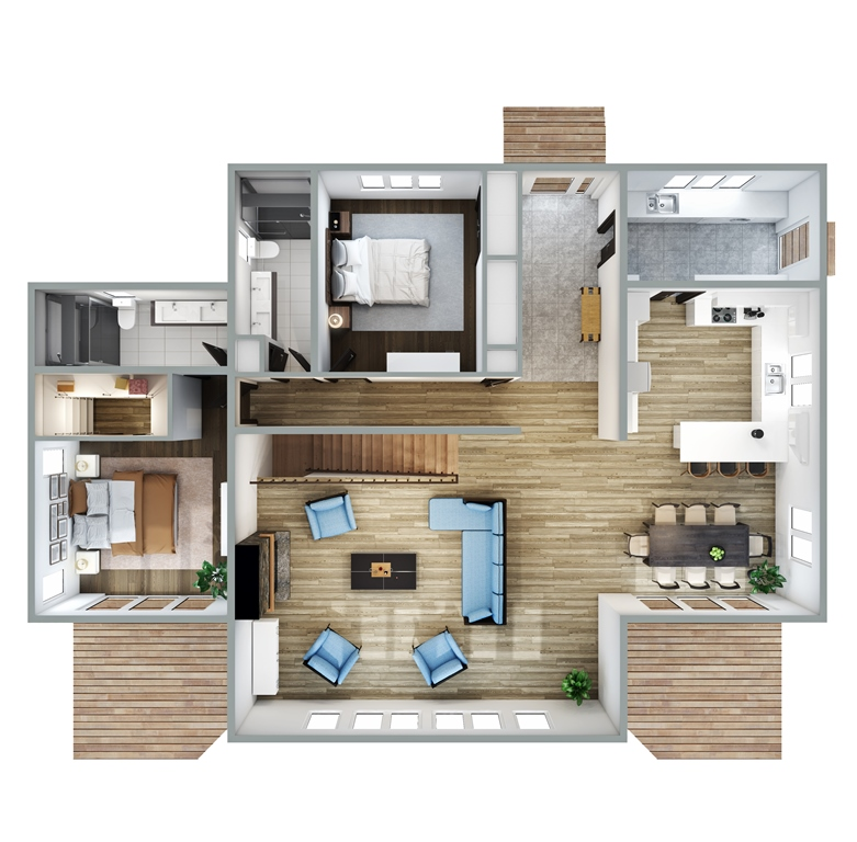 Jasper Floor Plan