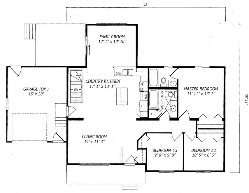 Lyndhurst Floor Plan