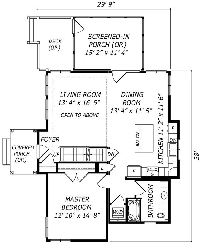Madawaska Floor Plan