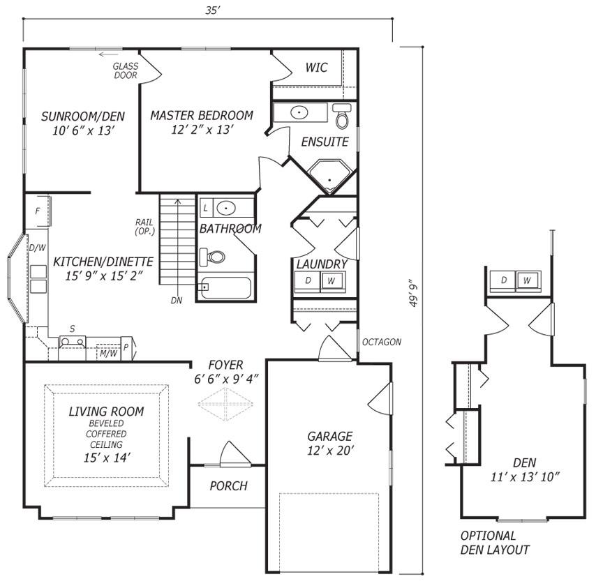 Meadowgate Floor Plan
