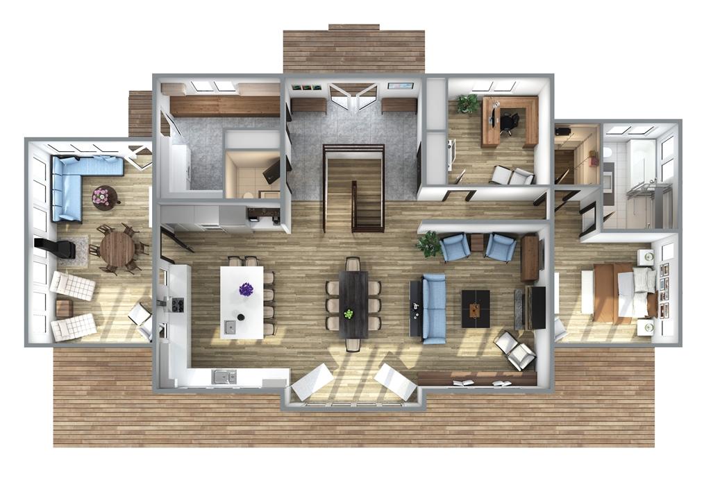 Muskoka Floor Plan