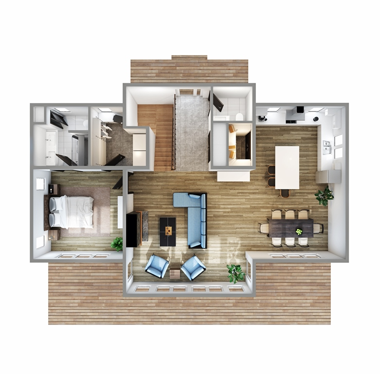 Royalton Floor Plan