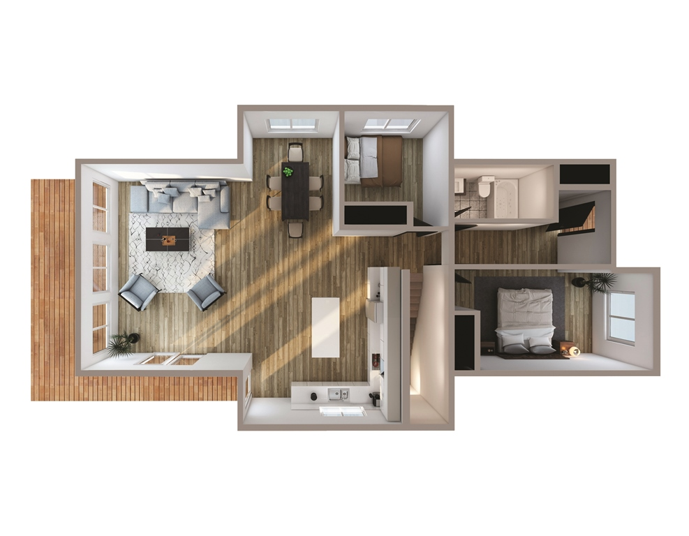 Swift Creek Floor Plan