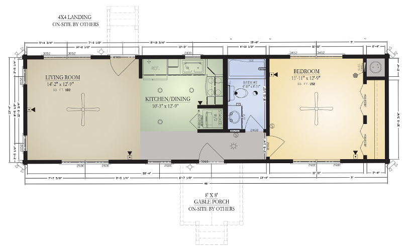 Tryon Floor Plan