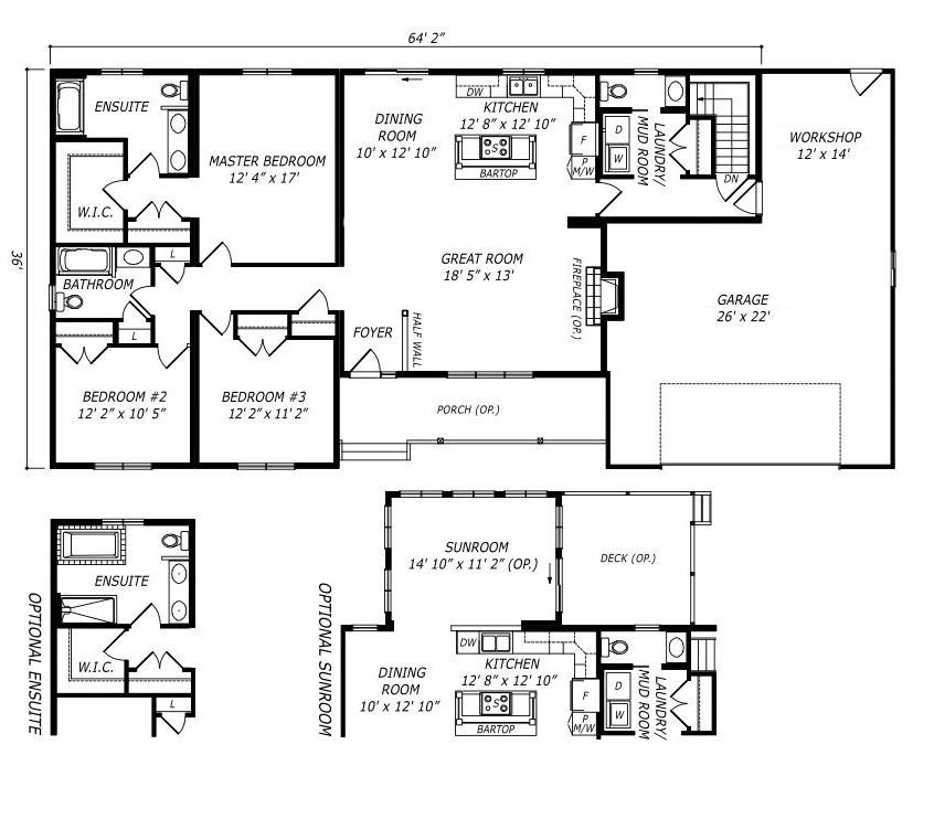 Wellington Floor Plan