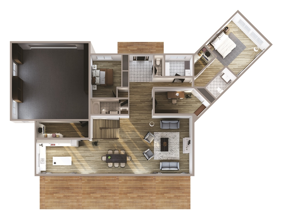 West Wind Floor Plan