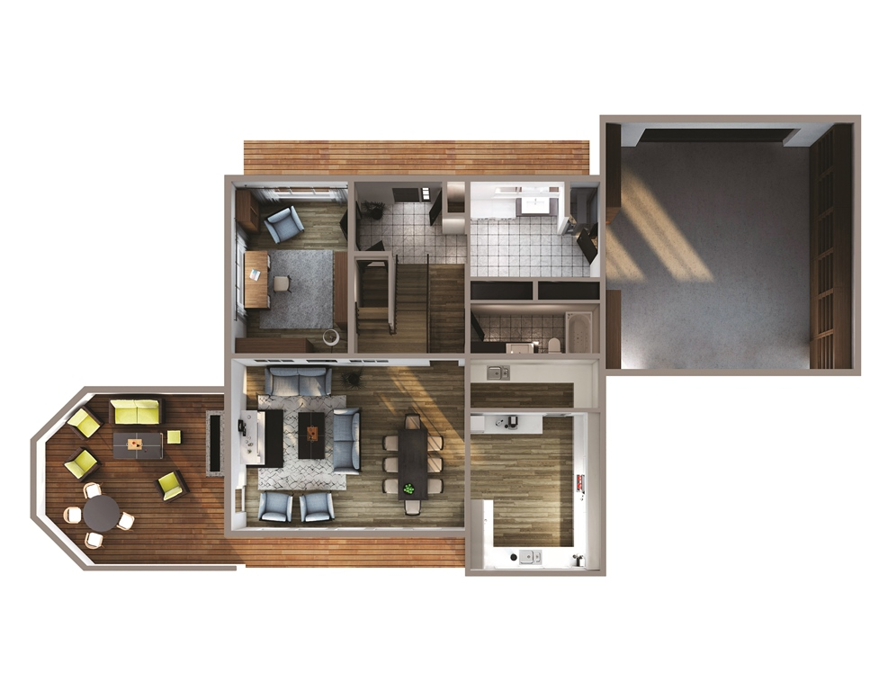 Willow Bank Floor Plan